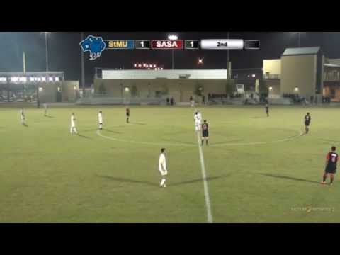 Replay: StMU Men's Soccer vs. SA Scorpions Academy