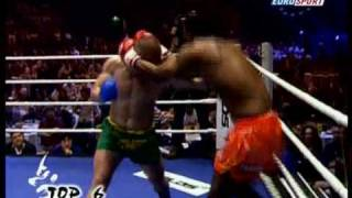 K-1 Top 10 Knockouts In MMA 2008 Knock Outs!