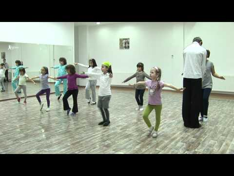 Cursuri de dans Copii Incepatori LATINO TIME clip 2