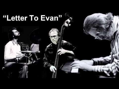 Bill Evans Trio -  Rising Sun Jazz Club - Montreal - Letter To Evan