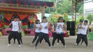 BNAVHS : Dance Remix 2013