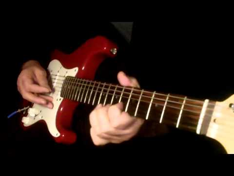 Main tenu samjhawan ki..Guitar Instrumental..Please use headphones for better sound...{:-)d