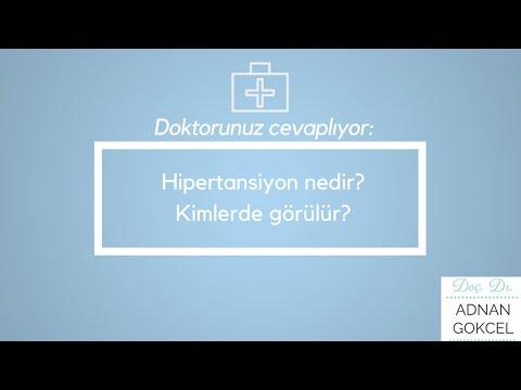 Hipertansiyon nedir? Kimlerde görülür?