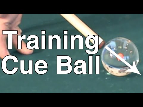 Cue Ball / Jump Shot Training