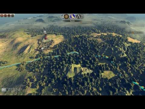 Total War Rome 2 Carthage Campaign Part 1 Turds