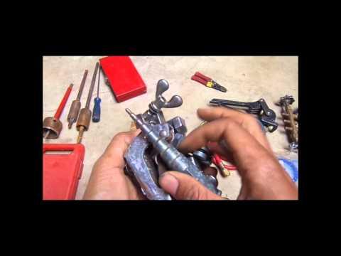 Curso refrigeração e ar condicionado aula 1  ferramentas