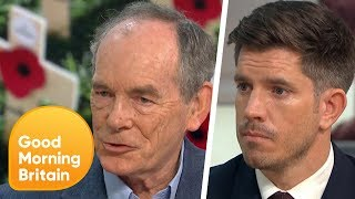Is It Time to Stop Reflecting on Past Wars? | Good Morning Britain