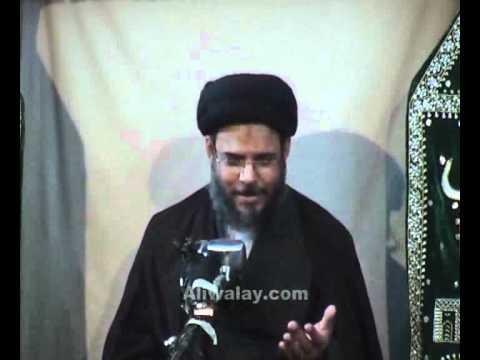 Majlis No.3 - Tauheed aur Hussain (a.s.) - 2011 - Ayatollah Syed Aqeel ul Gharavi