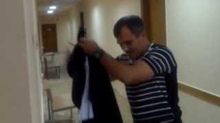 Judecătorul Iordan și-a luat avocat contra mea