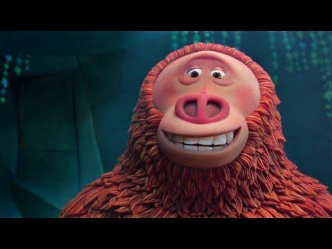 Hledá se Yetti - trailer na kino animák
