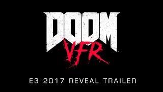 DOOM VFR - Reveal Trailer