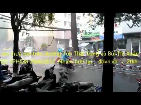 BO SUU TAP HINH ANH VIDEO O TPHCM TRAN MUA LON O TON THAT TUNG Q1 KHU CHO MAY TINH
