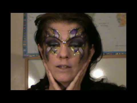fairy makeup designs. Evil Fairy Makeup - BFTE