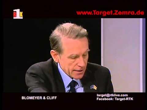 075 - Target:  diskutime me ambasadorin britanik Ian Cliff dhe ambasadorin gjerman Peter Blomeyer.