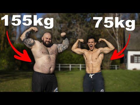 Choqué par l'homme le plus fort de France ! (il pèse 155kg)