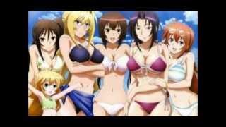 Top 10 Animes De Seinen/Luta