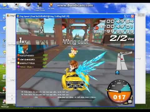 Auto Map Zing Speed
