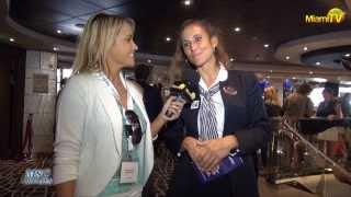 Miami TV Jenny Scordamaglia @ MSC Cruise Divina