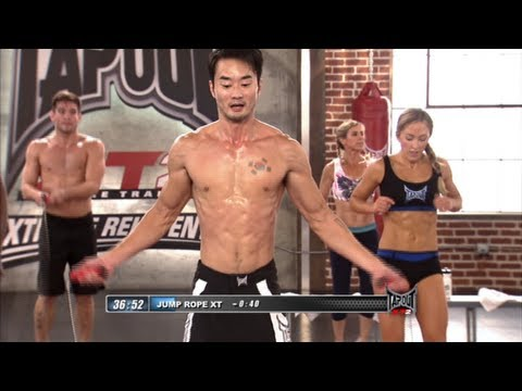 TapouT XT 2  ft. Jon Komp Shin -  Extreme Training 2 - Train w/ the Top UFC MMA Fighters