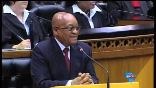 WATCH: 'This is not the Trevor Noah show', Ndlozi to Zuma