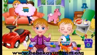 Hazel Bebek Ve Arkadaşı Oyunu Hazel Bebek Oyunları