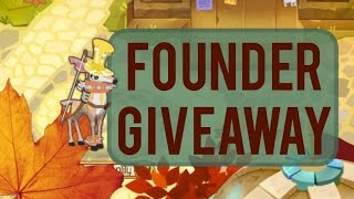 Animal Jam: Founders' Hat Giveaway!