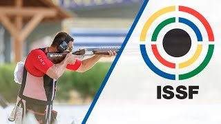 Trap Erkekler Finali- ISSF Shotgun World Cup 2015, Larnaka (Güney Kıbrıs)