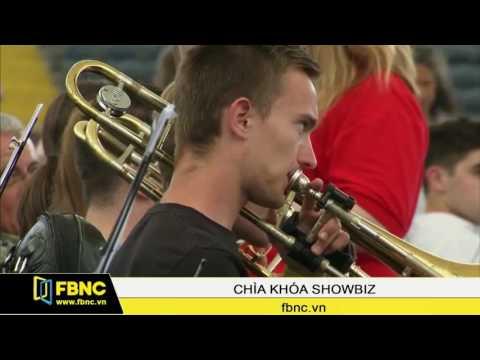 FBNC - 7.500 nhạc công tham gia buổi hòa nhạc lớn nhất thế giới