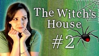 The Witch's House Walkthrough: Part 2 - WHAT SPIDER?!?!?!