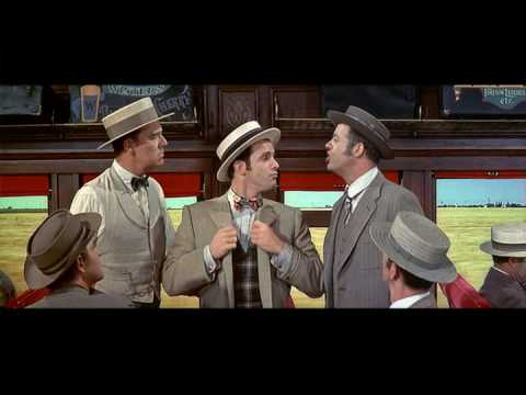 Quot Rock Island Quot The Music Man Opening Scene Youtube