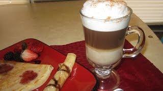 Como preparar un café capuchino casero