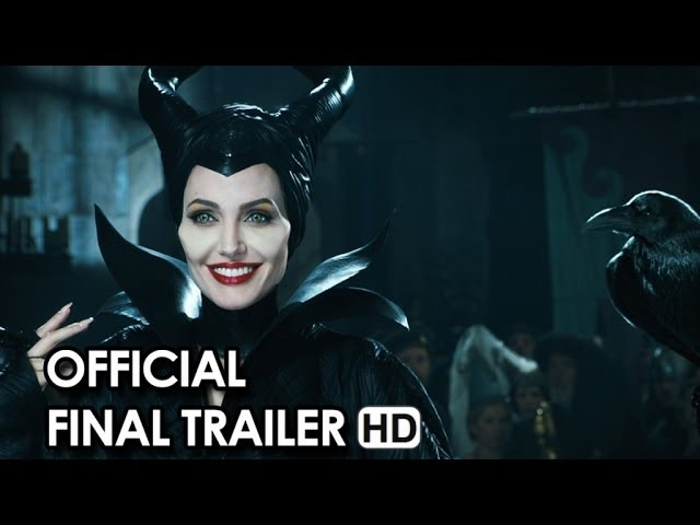 Maleficent Official Final Trailer (2014) HD