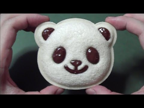 White Bread Panda Sandwich