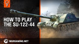 How to play the SU-122-44