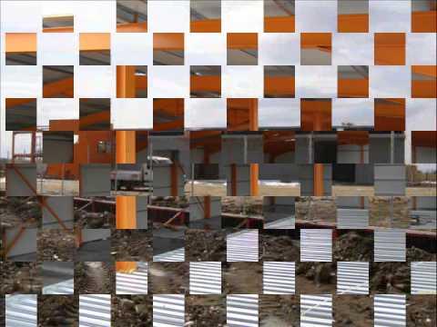 Μεταλλικά κτίρια - Πασιόπουλος - metallodomi.com