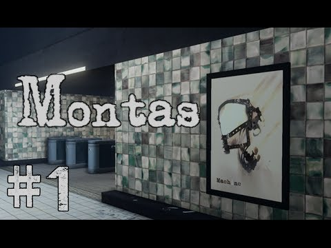 Let's Play: Montas - Part 1 - Survival Horror [Playthrough]