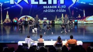 Thailand's Got Talent Season4-4D Audition EP4 6/6