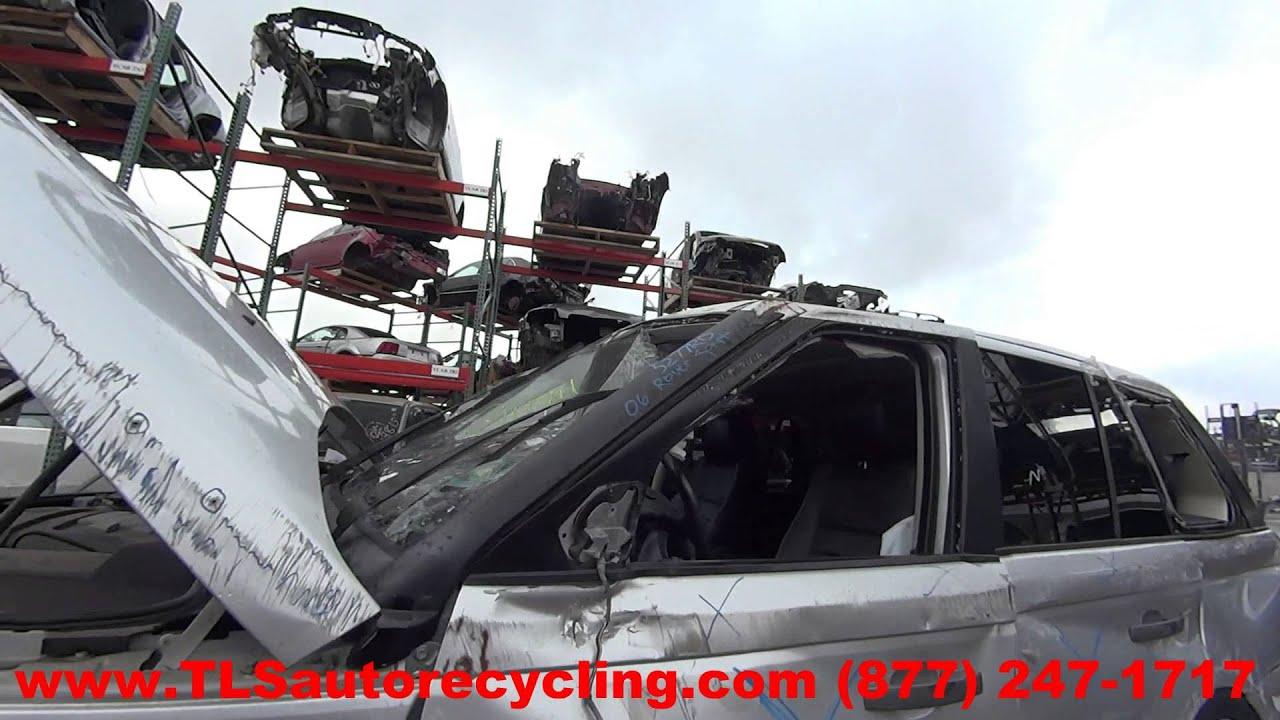 2006 Land Rover ROVER SPT