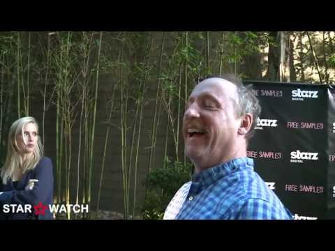 Matt Walsh red carpet interview at