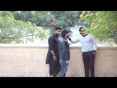 Fake G-U-N Prank On My Team Member Zain   Pranks In Pakistan   Humanitarians   2020