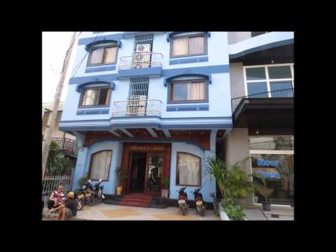 A Guide Video of Vientiane, Laos Sono-④3m56s The scenes around my staying