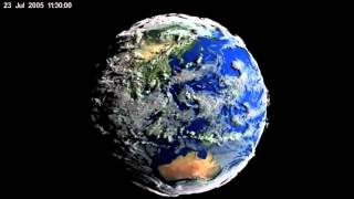 The Earth A Living Creature (The Amazing NASA Video