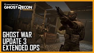 Ghost Recon Wildlands - Ghost War Update #3