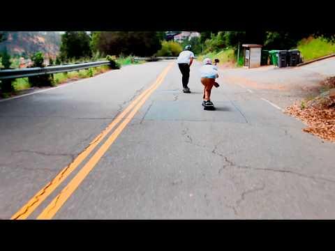 Velocity Clip Longboarding | Boogey Down