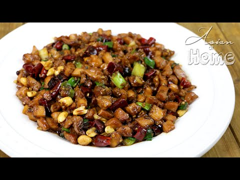 Asian at Home | Kung Pao Chicken (Gong Bao Ji Ding)