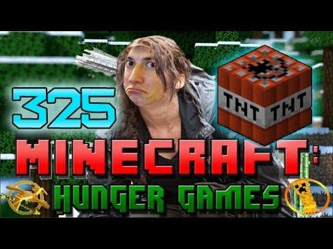Minecraft Hunger Games