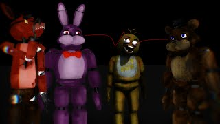 [MMD] How To Make Five Night's At Freddy's Not Scary