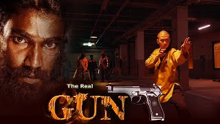"""The Real Gun"" Full Hindi Dubbed Movie Harish Raj"