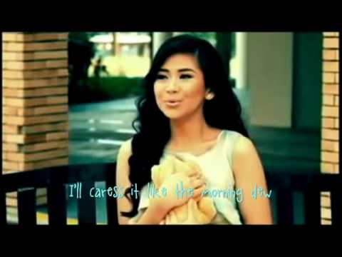 Please be Careful with My Heart - Christian Bautista and Sarah Geronimo (Lyrics)