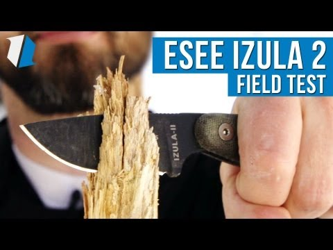 ESEE Izula 2 | Field Test